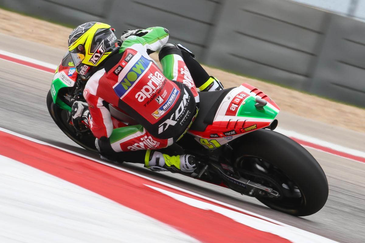 "Aleix Espargaro: ""I like the atmosphere in Jerez"" | MotoGP™"