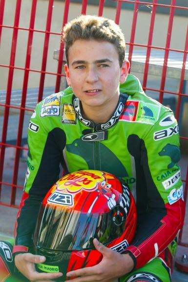 Jorge Lorenzo, 2002