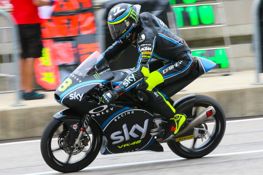 Nicolo Bulega, Sky Racing Team VR46, Red Bull Grand Prix of The Americas