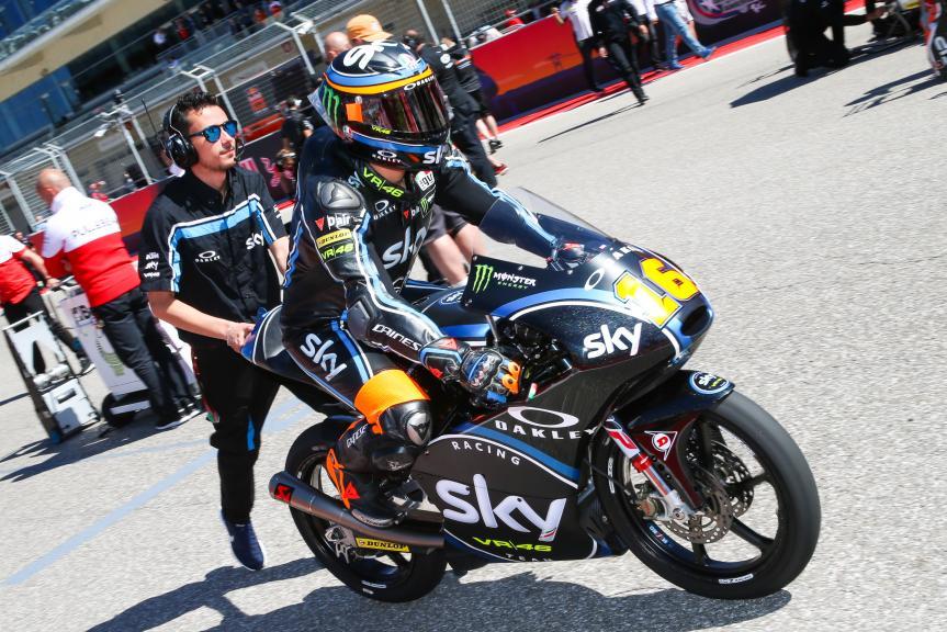 Andrea Migno, Sky Racing Team VR46, Red Bull Grand Prix of The Americas