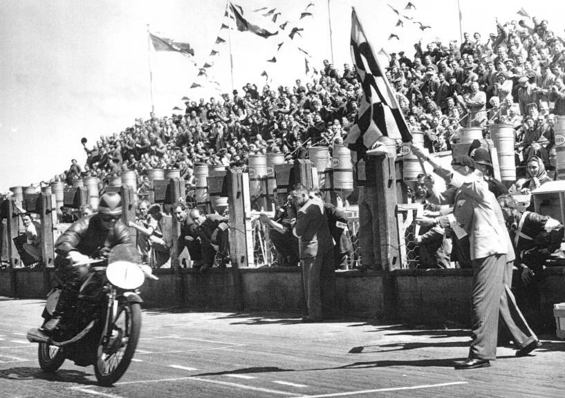 1949, Freddie Frith