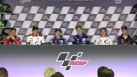 Everything you need to know from the official opening press conference at the #SpanishGP.