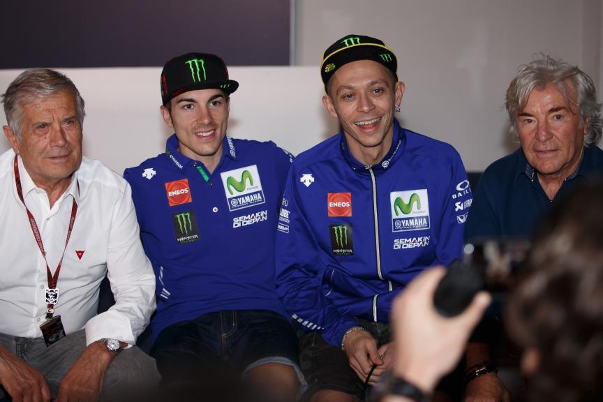 Maverick Vinales, Valentino Rossi, Gran Premio Red Bull de España