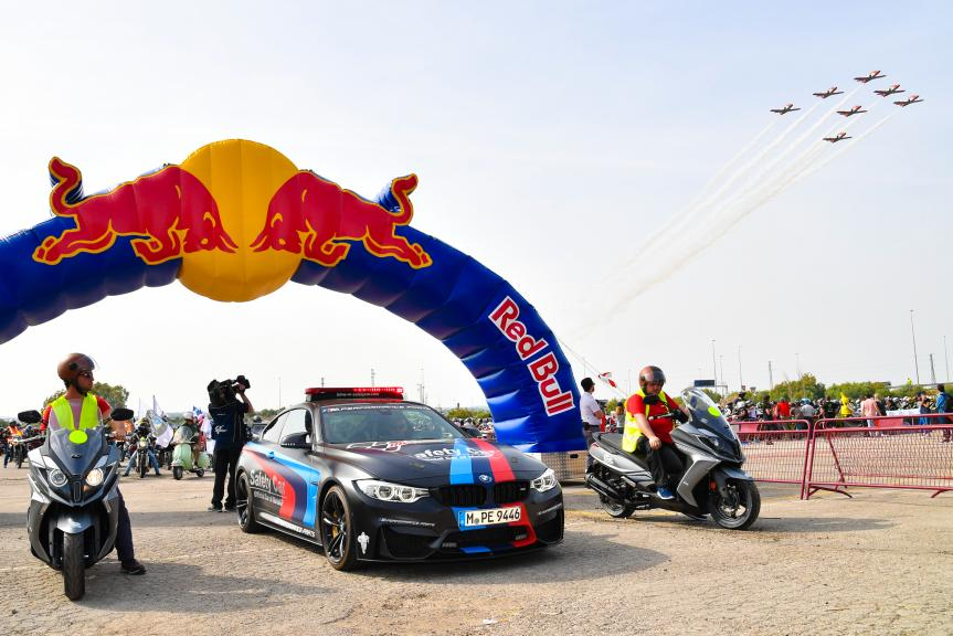 Red Bull Parade
