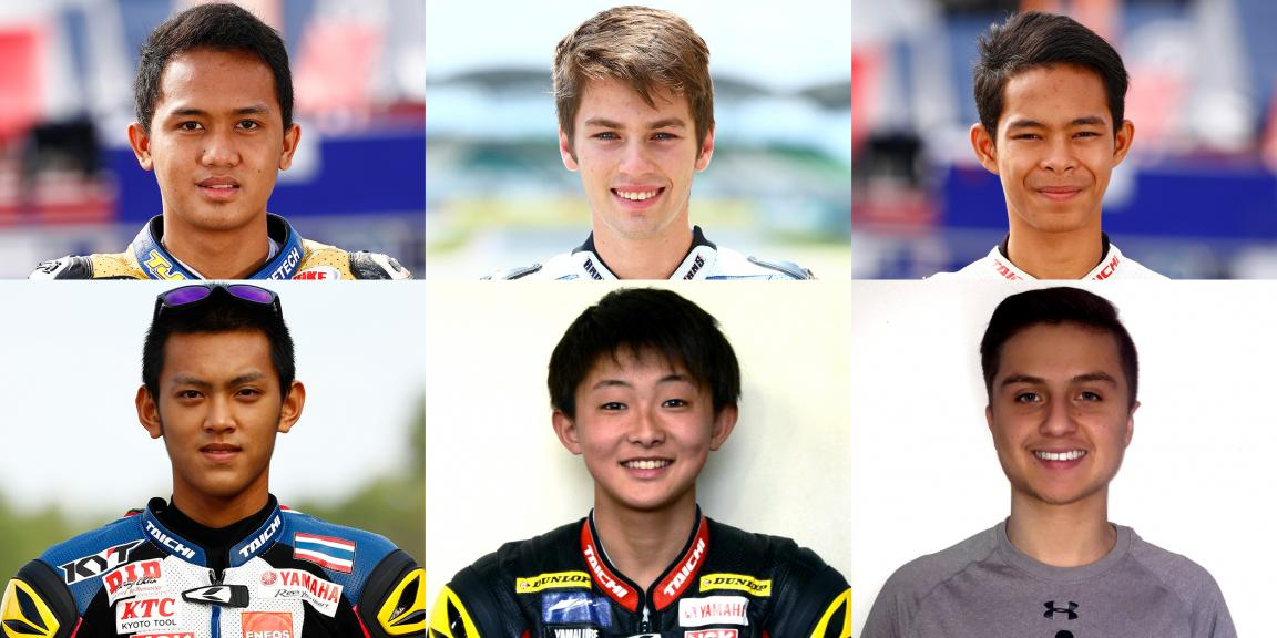 New stars to attend the Yamaha VR46 Master Camp