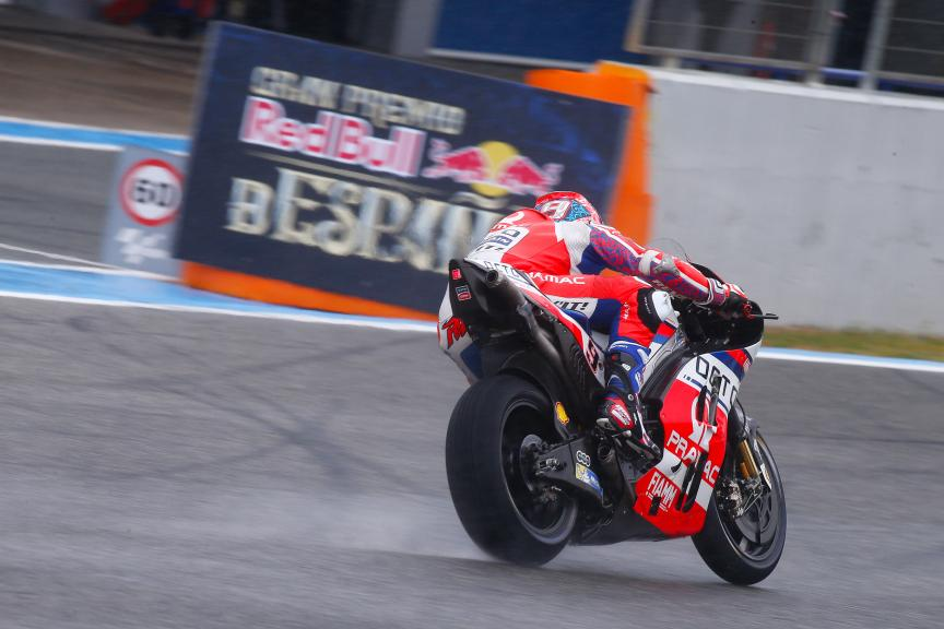 Danilo Petrucci, Octo Pramac Racing, Gran Premio Red Bull de España