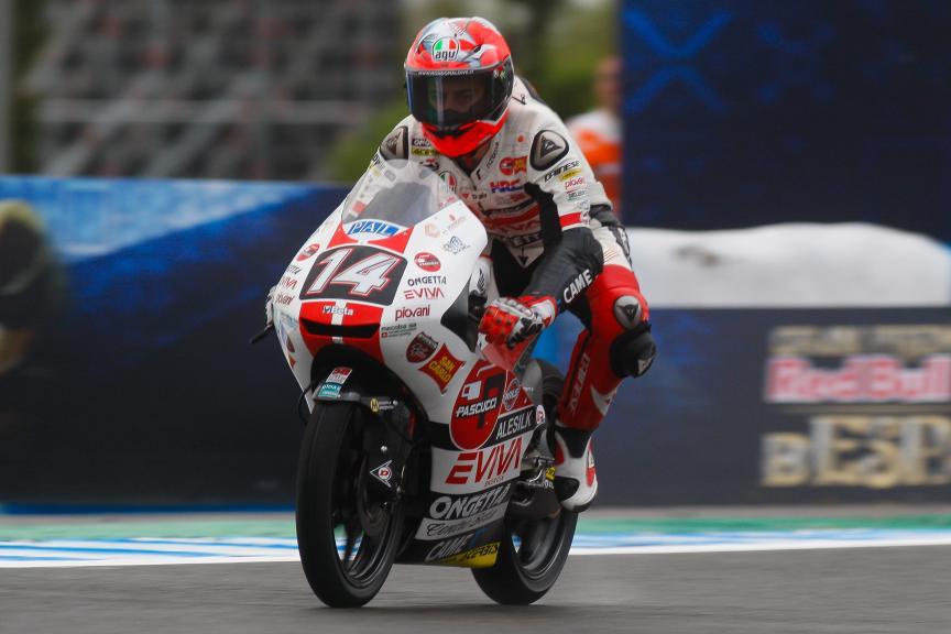 Tony Arbolino, SIC58 Squadra Corse, Gran Premio Red Bull de España