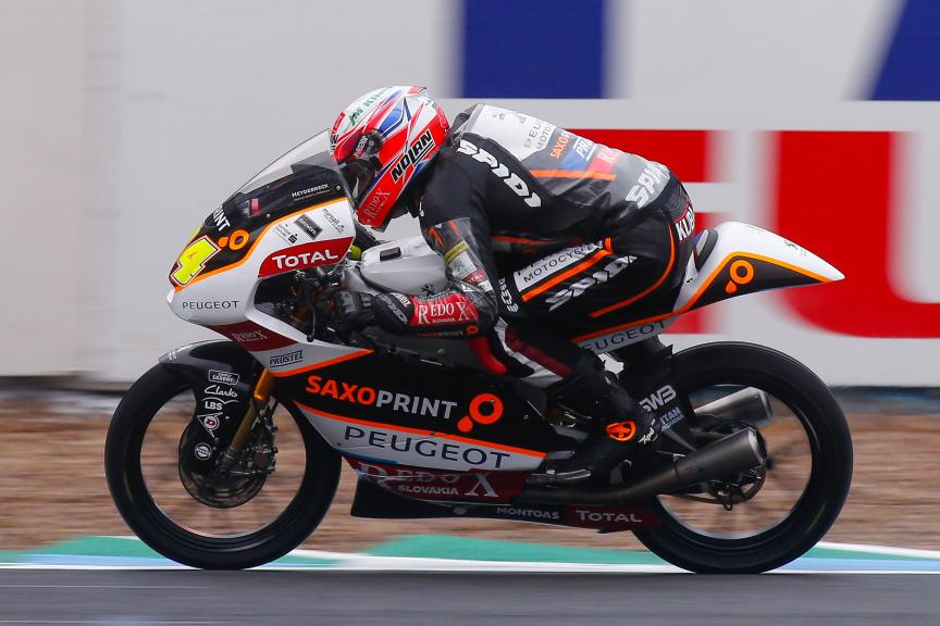 Jakub Kornfeil, Peugeot MC Saxoprint, Gran Premio Red Bull de España
