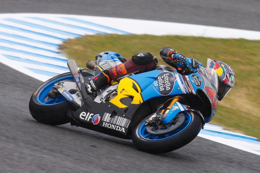 Jack Miller, EG 0,0 Marc VDS, Gran Premio Red Bull de España
