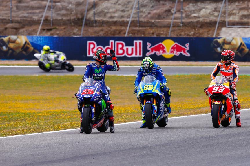 MotogGP, Gran Premio Red Bull de España
