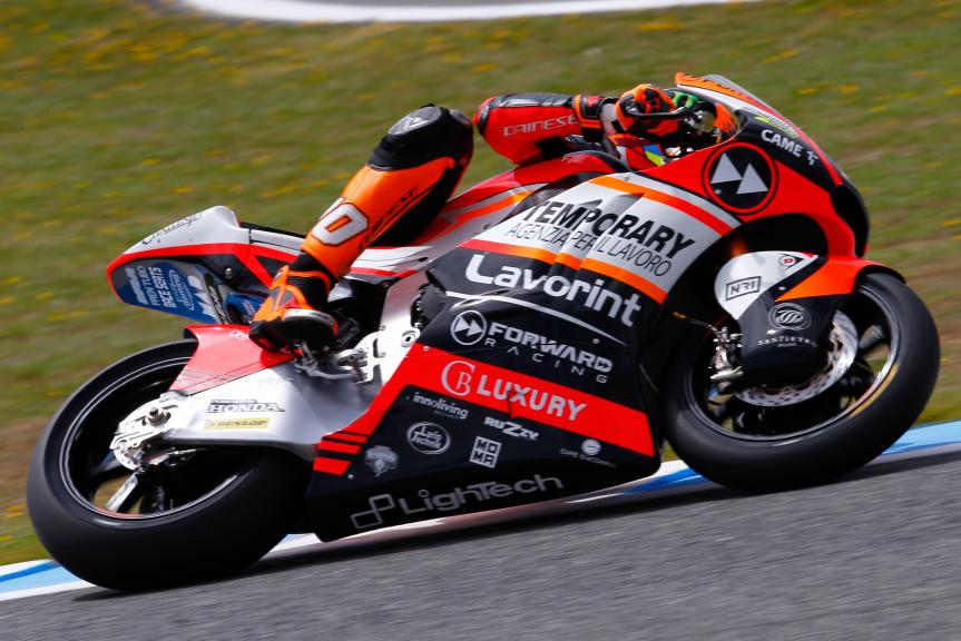 Luca Marini, Forward Racing Team, Gran Premio Red Bull de España