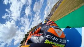All the action from Free Practice 2 of the MotoGP™ World Championship at the #SpanishGP.