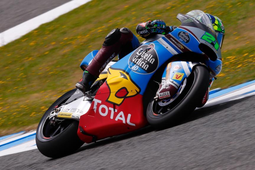Franco Morbidelli, EG 0,0 Marc VDS, Gran Premio Red Bull de España