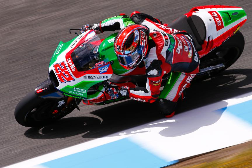Sam Lowes, Aprilia Racing Team Gresini, Gran Premio Red Bull de España