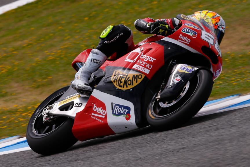 Yonny Hernandez, AGR Team, Gran Premio Red Bull de España