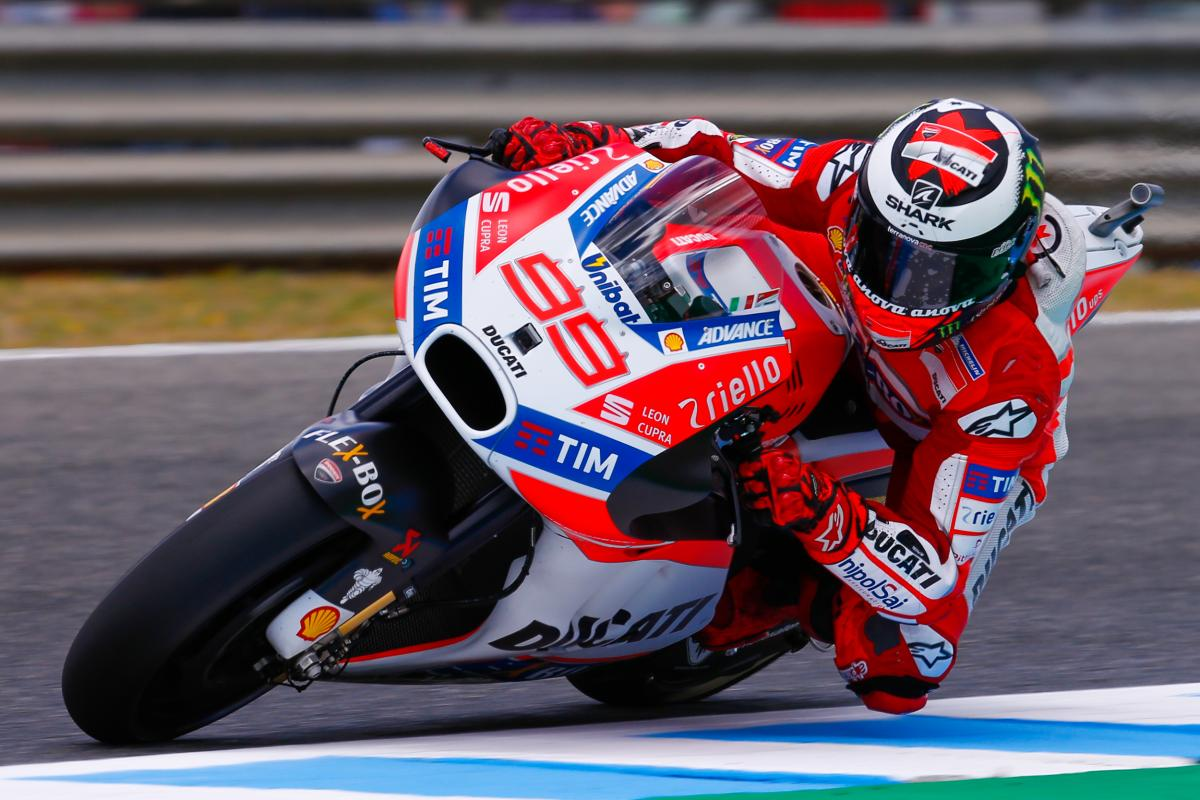"P4 for Lorenzo: ""My best practice session this season"" 