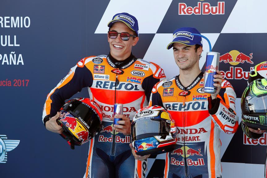 Dani Pedrosa, Marc Marquez, Repsol Honda Team, Gran Premio Red Bull de España