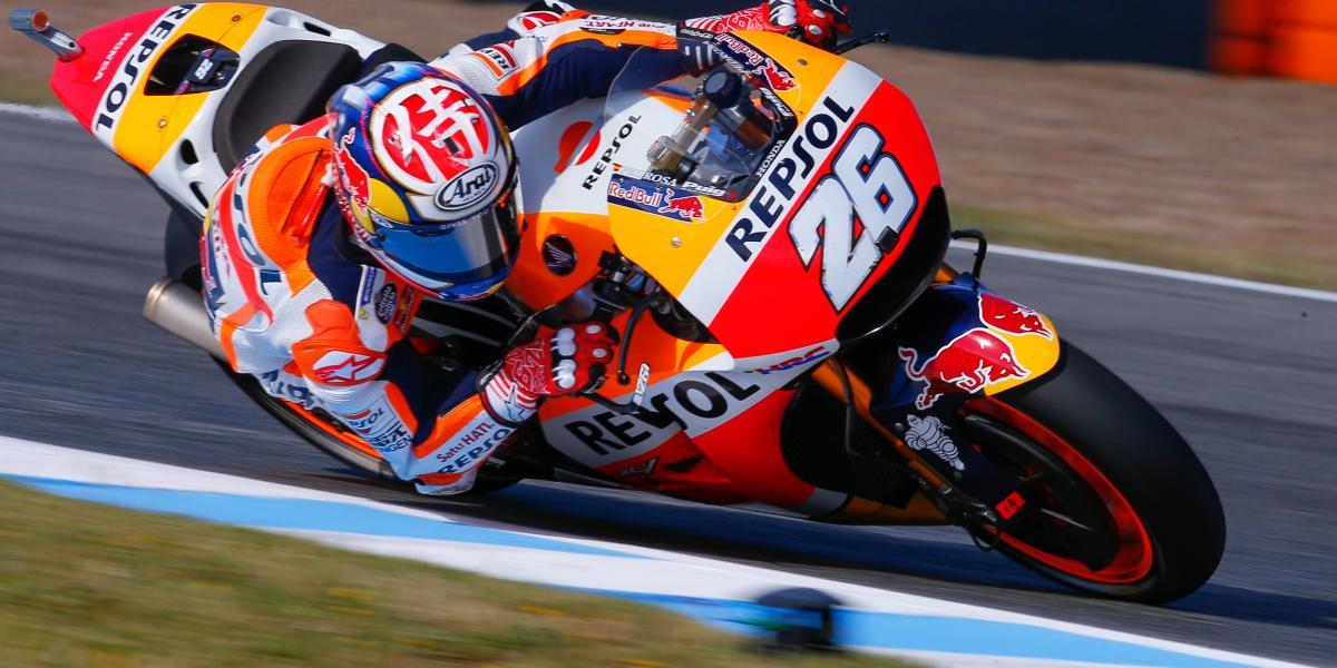 Pedrosa takes a stunning pole position in Jerez | MotoGP™