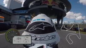 Just on-board for a lap of the Circuito de Jerez, filmed exclusively using GoPro cameras.