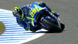 Catch all the superb detail from the Circuito de Jerez with this slow motion footage, filmed during qualifying at the #SpanishGP.