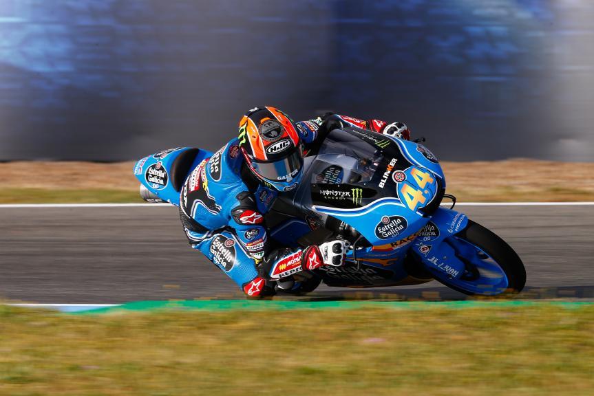 Aron Canet, Estrella Galicia 0,0, Gran Premio Red Bull de España