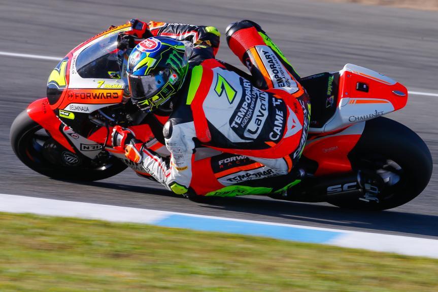Lorenzo Baldassari, Forward Racing Team, Gran Premio Red Bull de España
