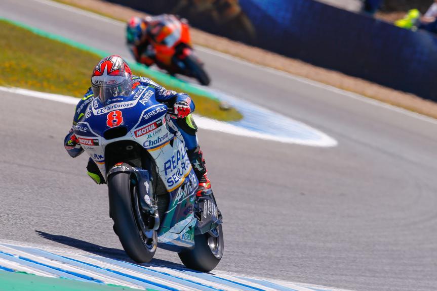 Hector Barbera, Reale Avintia Racing, Gran Premio Red Bull de España