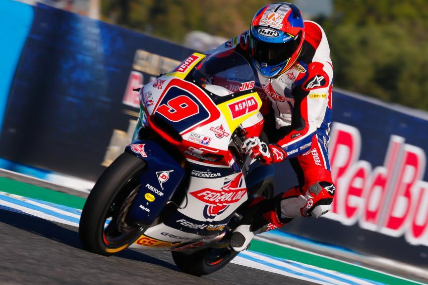 Jorge Navarro, Federal Oil Gresini Moto2, Gran Premio Red Bull de España