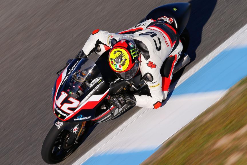 Marco Bezzecchi, CIP, Gran Premio Red Bull de España