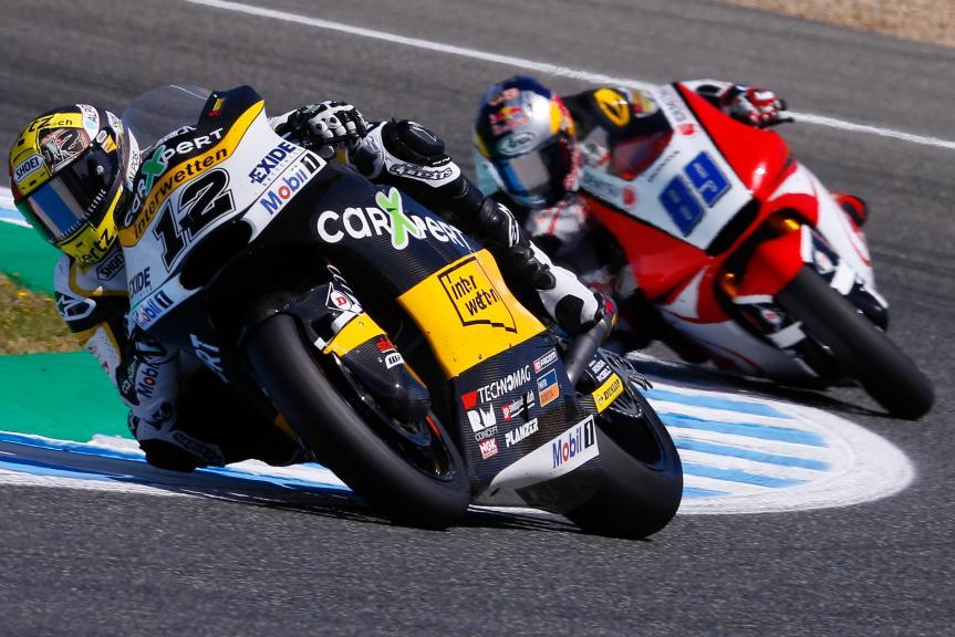 Thomas Luthi, Carxpert Interwetten, Gran Premio Red Bull de España