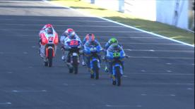 The entire Warm Up session for the Moto3™ World Championship at the #SpanishGP.