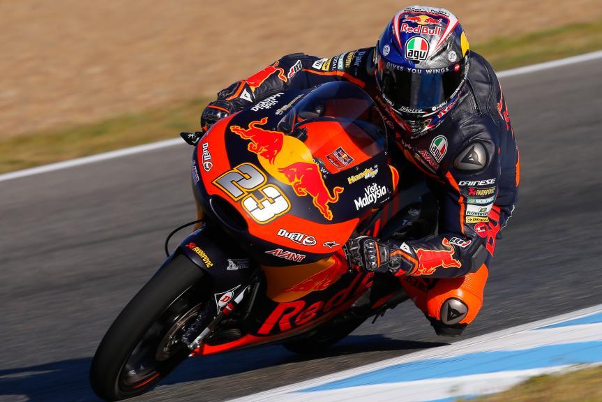 Niccolo Antonelli, Red Bull KTM Ajo, Gran Premio Red Bull de España