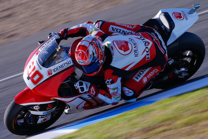 Takaaki Nakagami, Idemitsu Honda Team Asia, Gran Premio Red Bull de España