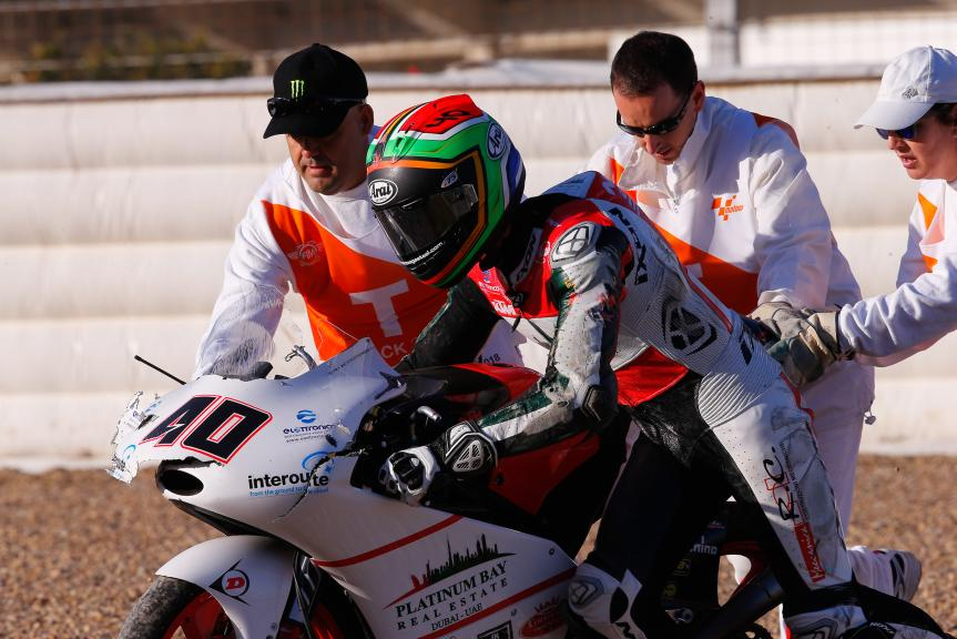 Darryn Binder, Platinum Bay Real Estate, Gran Premio Red Bull de España