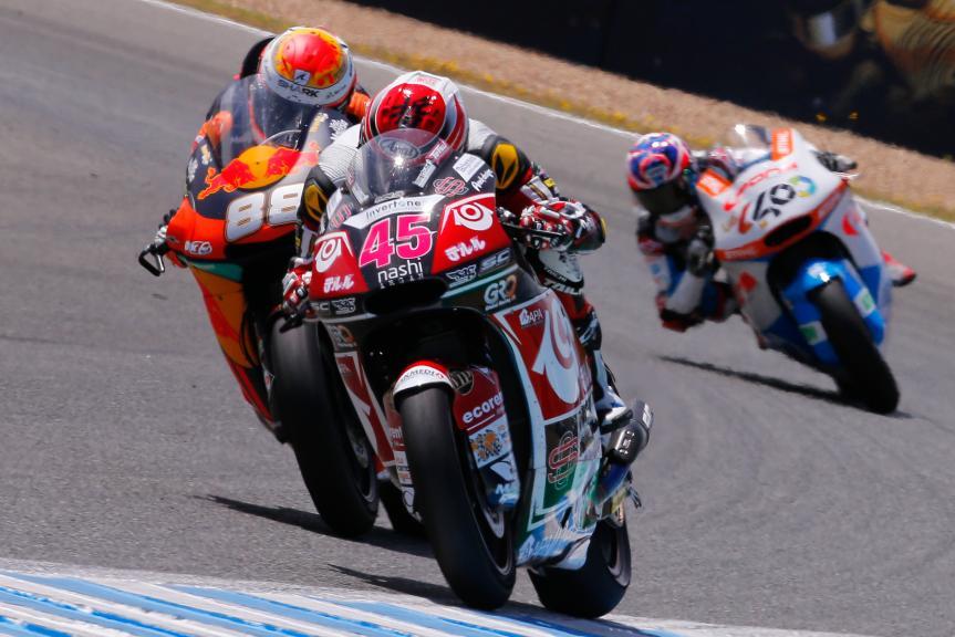Tetsuta Nagashima, Teluru SAG Team, Ricky Cardus, Red Bull KTM Ajo, Gran Premio Red Bull de España
