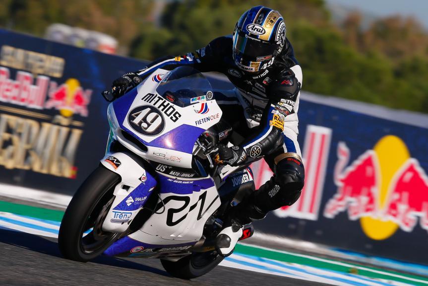 Axel Pons, RW Racing GP, Gran Premio Red Bull de España