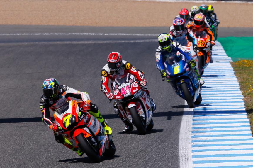 Moto2, Gran Premio Red Bull de España