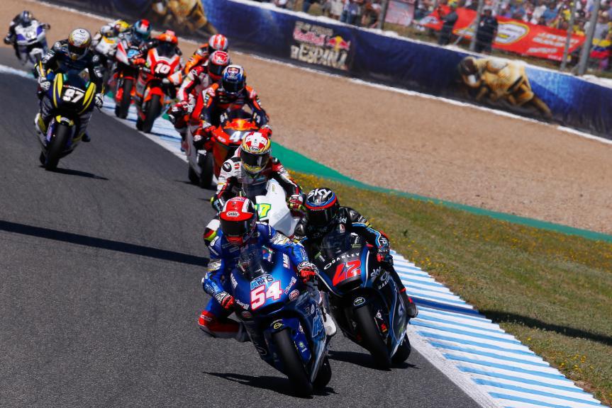 Mattia Pasini, Italtrans Racing Team, Gran Premio Red Bull de España