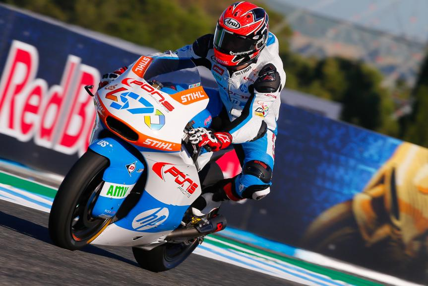 Edgar Pons, Pons HP40, Gran Premio Red Bull de España