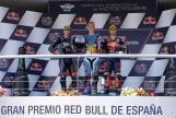 Alex Marquez,Francesco Bagnaia, Miguel Oliveira, Gran Premio Red Bull de España