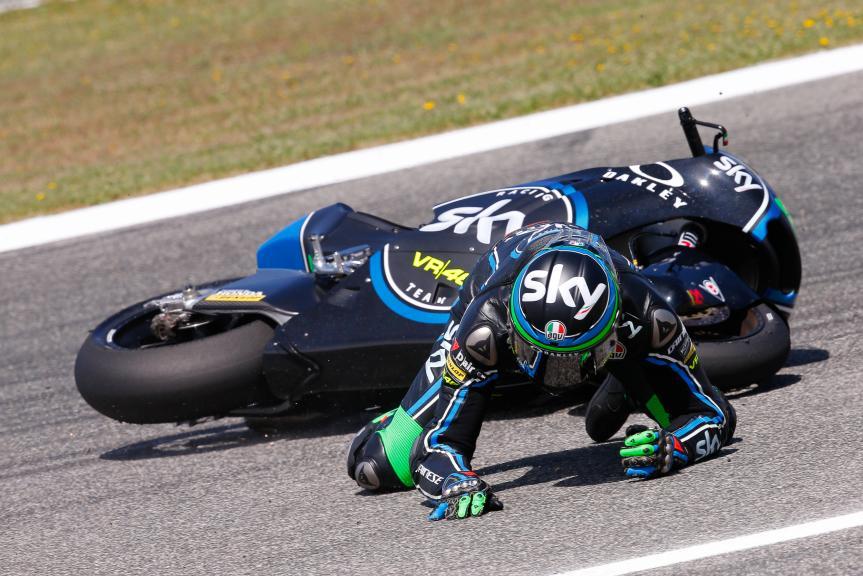 Stefano Manzi, Sky Racing Team VR46, Gran Premio Red Bull de España