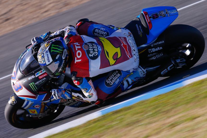 Alex Marquez, EG 0,0 Marc VDS, Gran Premio Red Bull de España