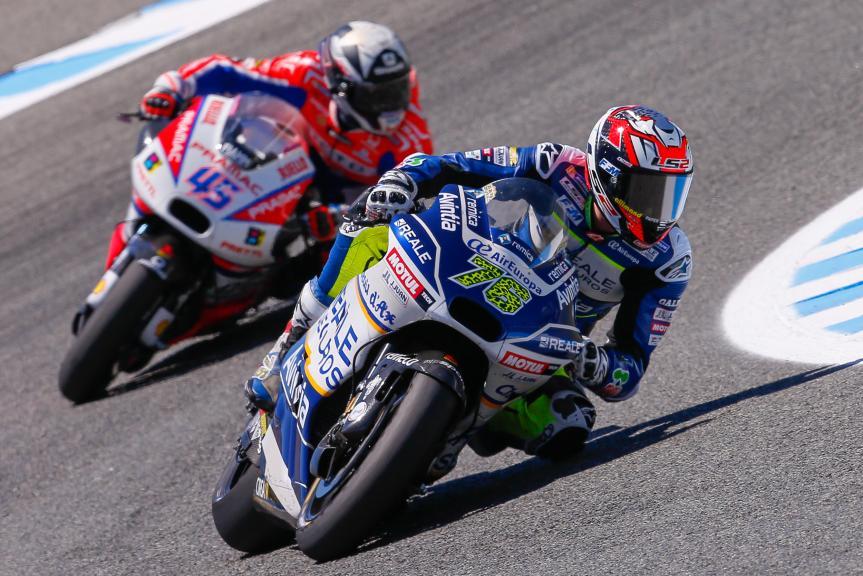 Loris Baz, Reale Avintia Racing, Gran Premio Red Bull de España
