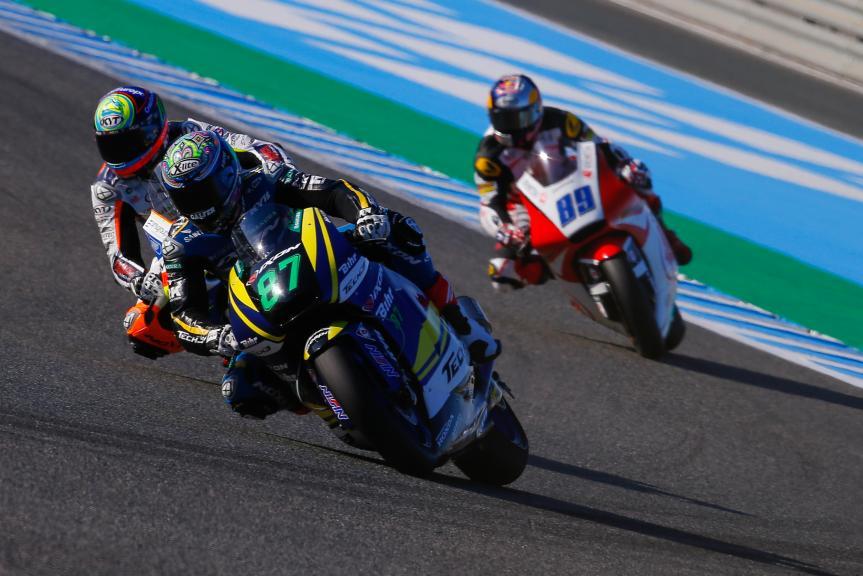Remy Gardner, Tech 3 Racing, Gran Premio Red Bull de España