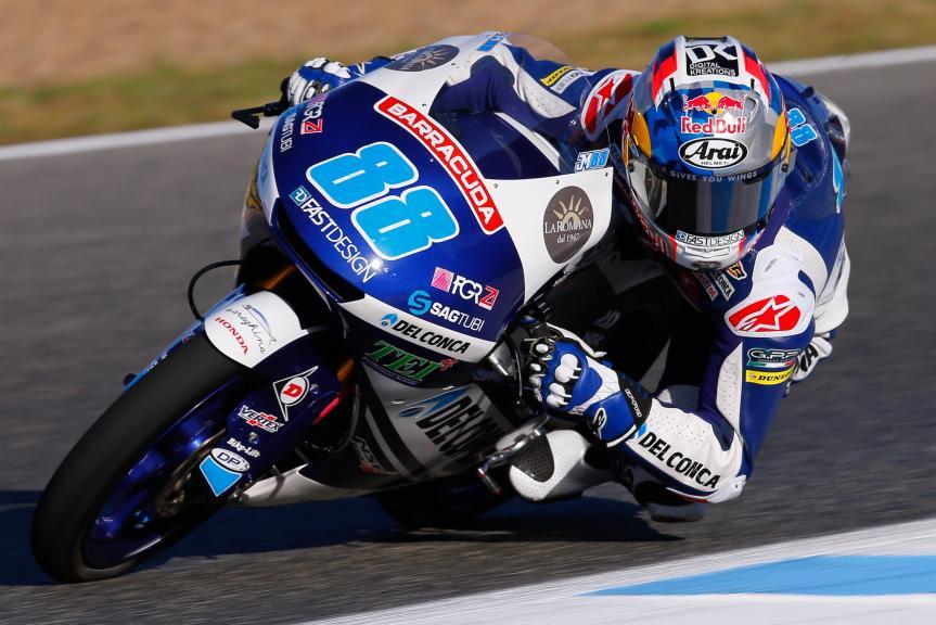Jorge Martin, Del Conca Gresini Moto3, Gran Premio Red Bull de España