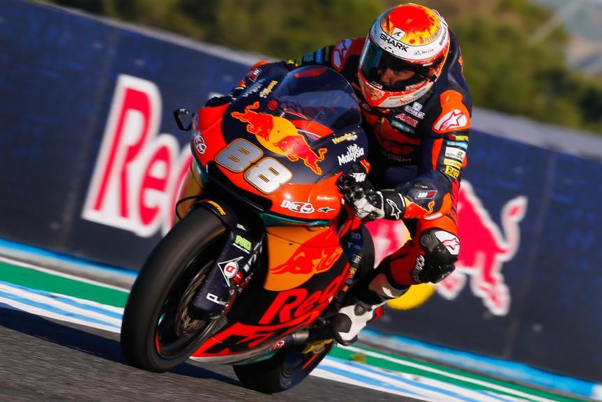 Ricky Cardus, Red Bull KTM Ajo, Gran Premio Red Bull de España