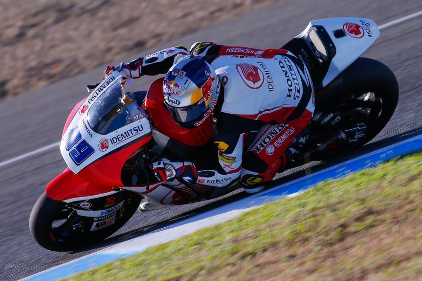 Khairul Idham Pawi, Idemitsu Honda Team Asia, Gran Premio Red Bull de España