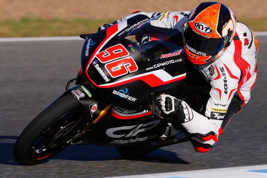 Manuel Pagliani, CIP, Gran Premio Red Bull de España