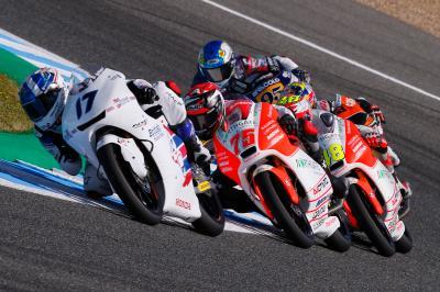 Comeback cut short for McPhee in Jerez