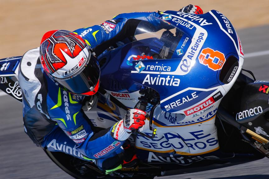 Hector Barbera, Reale Avintia Racing, Jerez MotoGP™ Official Test